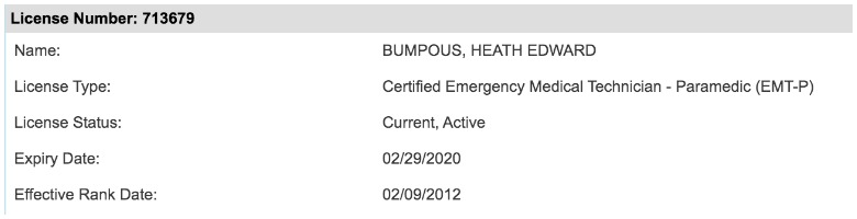 Heath Bumpous