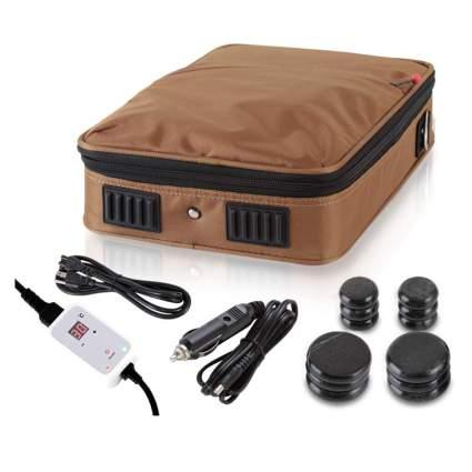 hot stone massage kit