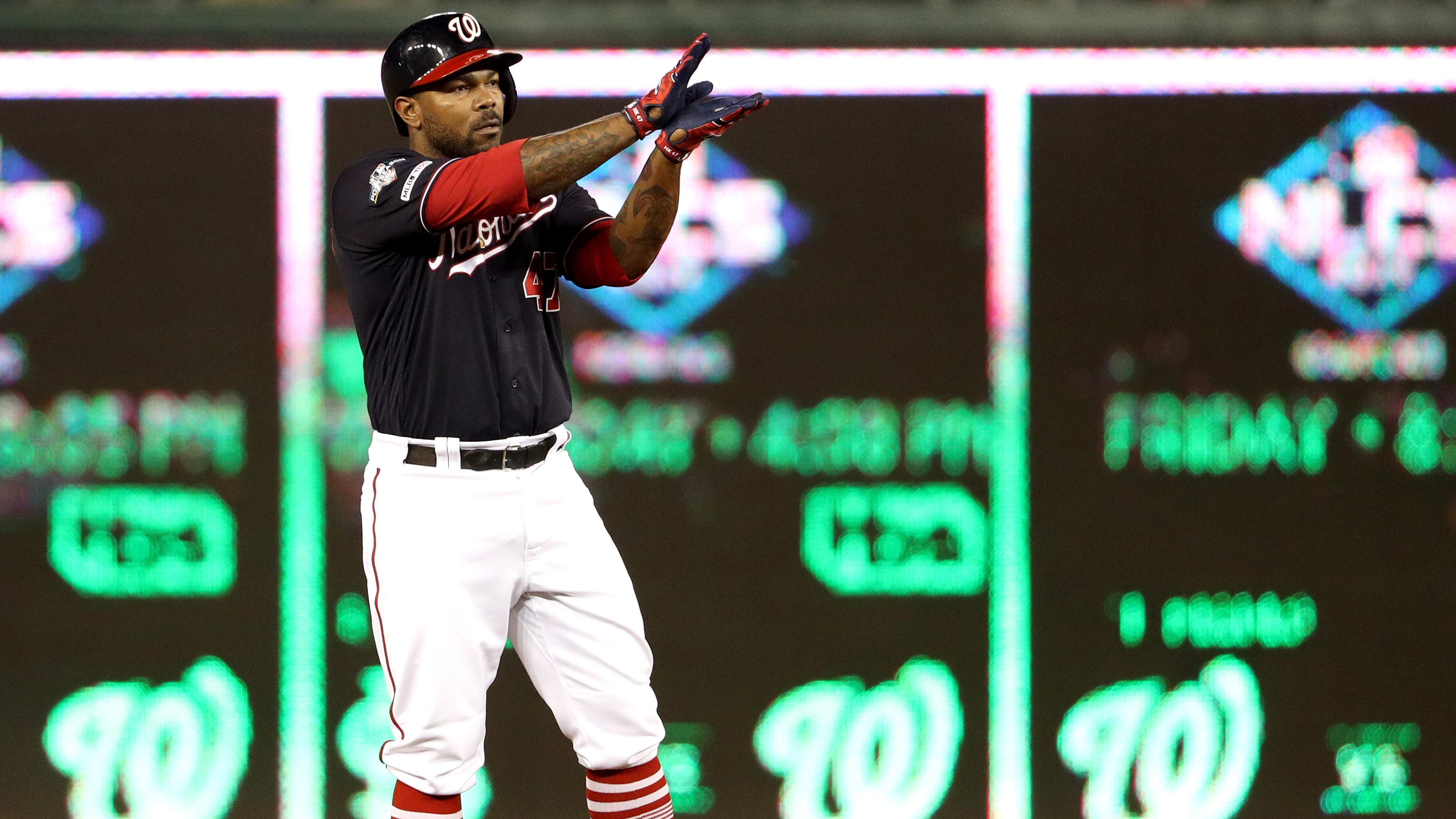 Washington Nationals Why Is Baby Shark D C S Theme Song Heavy Com