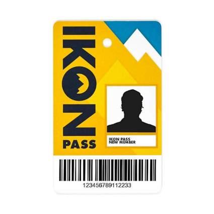 ikon pass unlimited ski pass