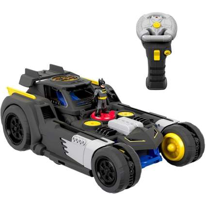 Imaginext Transforming RC Batmobile