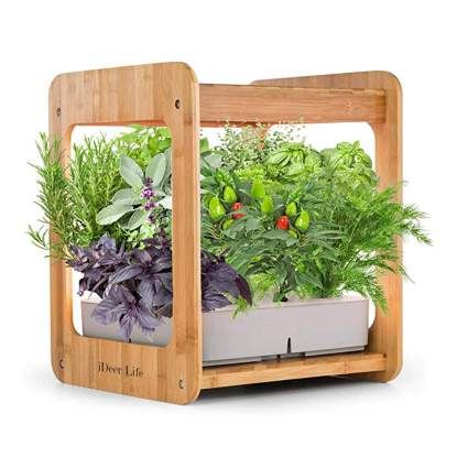 indoor hydroponic growing system