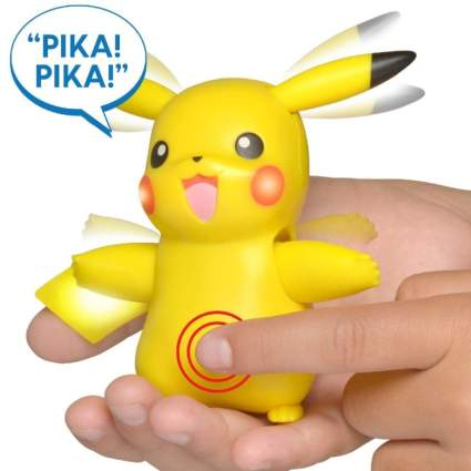 Interactive Pikachu Toy