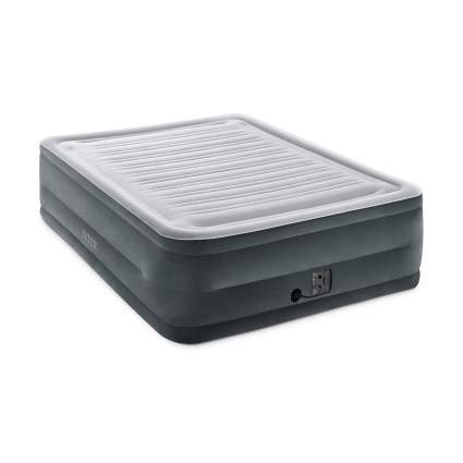 Intex Comfort Plush Elevated Dura-Beam Airbed with Internal Electric Pump