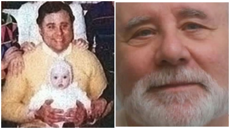 John Robinson family