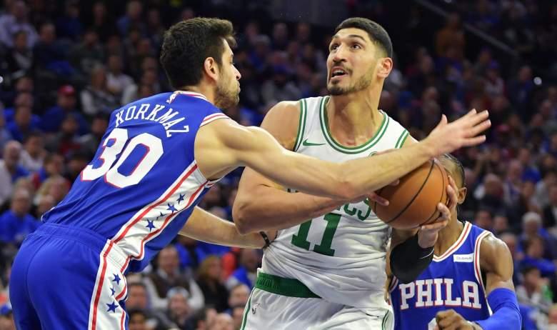 Enes Kanter, Celtics