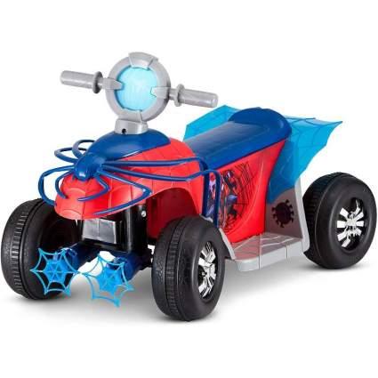 Kid Trax Spider-Man Ride On