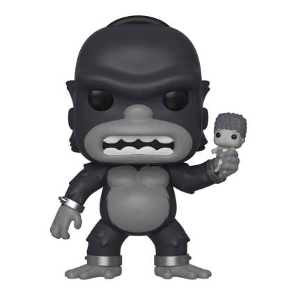 King Homer The Simpsons Treehouse of Horror Funko Pop
