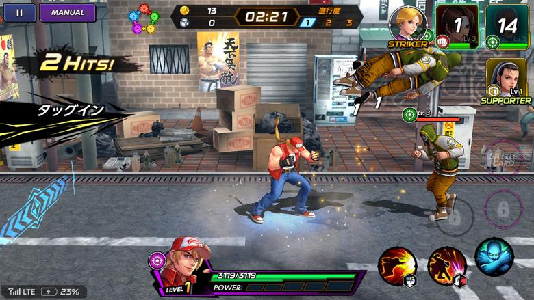 5 The King Of Fighters Allstar Tips Tricks Heavy Com
