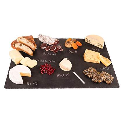 large slate cheese board