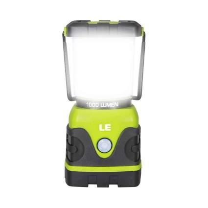 LE 1000 Lumen Water Resistant LED Camping Lantern