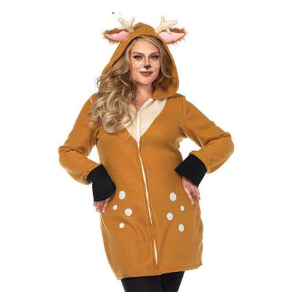 Leg Avenue Women's Hooded Fawn Costume