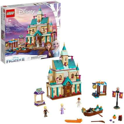 Lego Frozen 2 Arendelle Castle