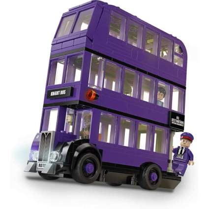 Lego Knight Bus