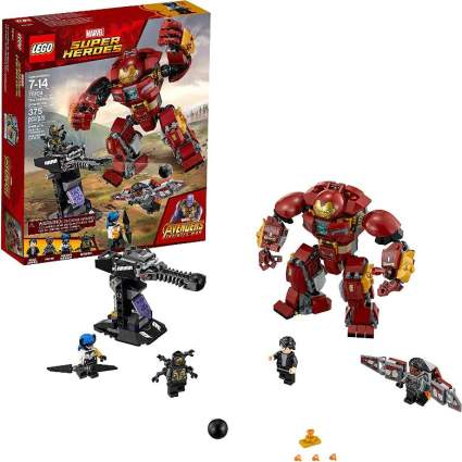 LEGO Infinity War Hulkbuster Smash Up