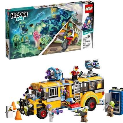 Lego Paranormal Bus