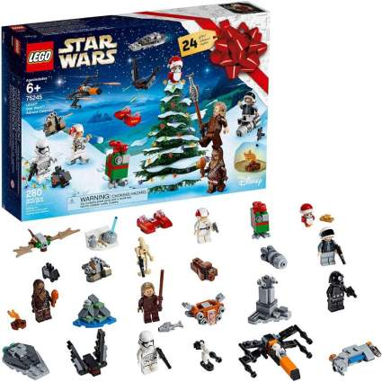 Lego Star Wars Advent Calender