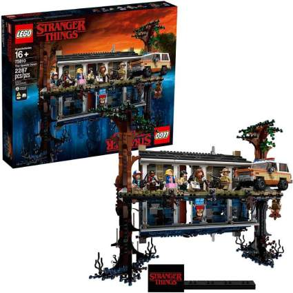 Lego Stranger Things kit