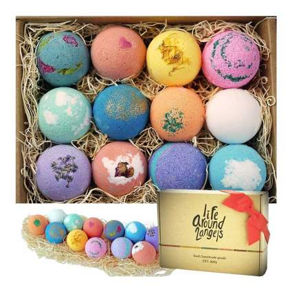 LifeAround2Angels Bath Bombs Gift Set