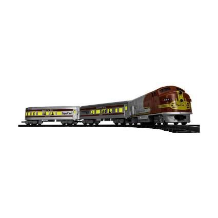 Lionel Santa Fe Diesel Battery-Powered Model Train Set