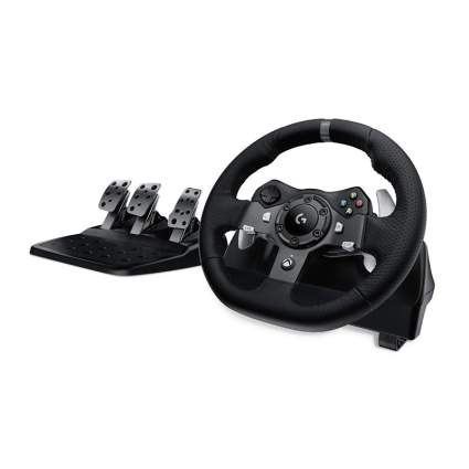 Logitech G920 Racing Wheel and Shifter