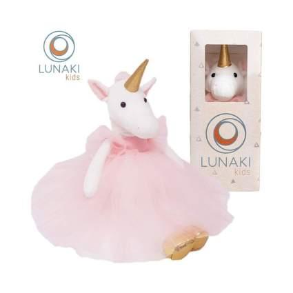 Lunaki Unicorn Ballerina Stuffed Animal