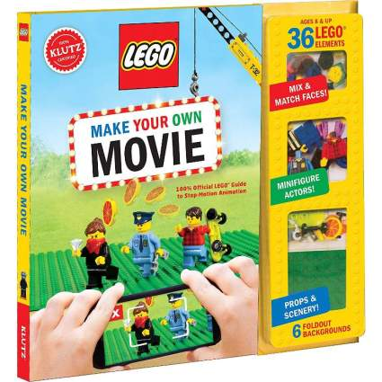 Make Your Own LEGO Movie set