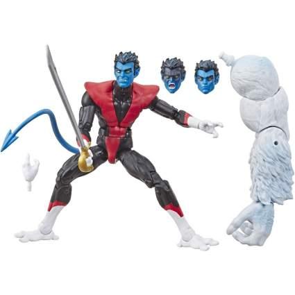 Marvel Legends Nightcrawler Figure