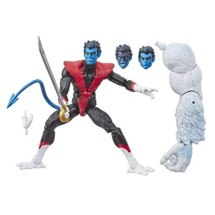 Marvel Legends Nightcrawler figure