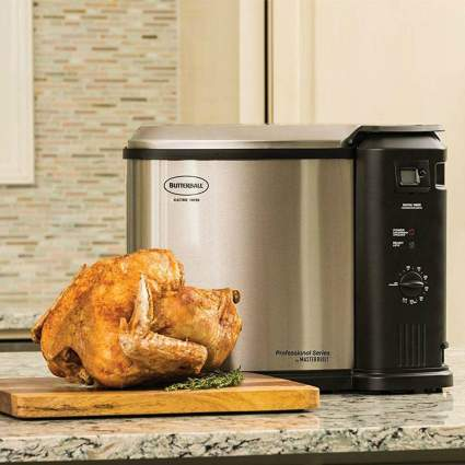 Masterbuilt Professional Series Stainless Steel Fryer XL