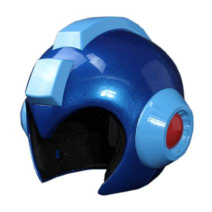 Mega Man Collectors Edition Wearable Helmet