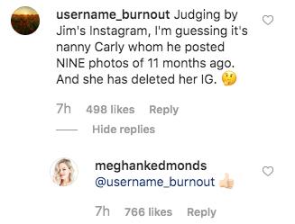 Meghan Edmonds Carly Wilson Instagram