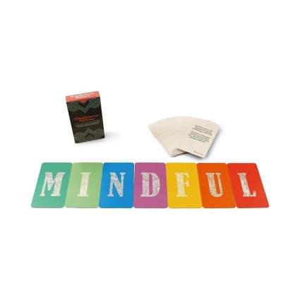 Mindfulness Matters Card Game