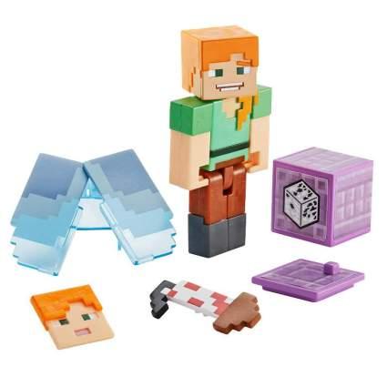 Minecraft Comic Maker Alex set