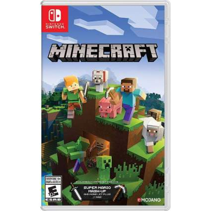 Minecraft Nintendo Switch video game