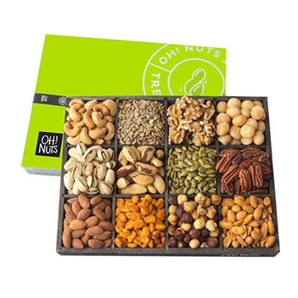 mixed nuts gift box