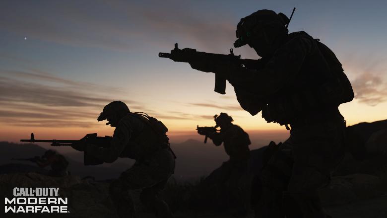 Modern Warfare Love from Above Achievement