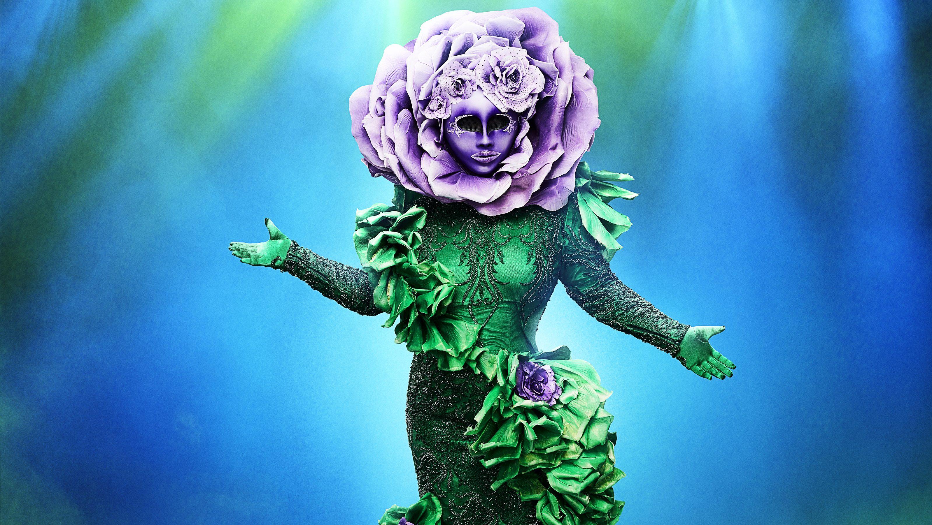 The Masked Singer Flower