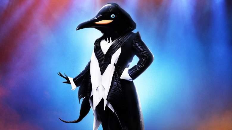 Penguin The Masked Singer