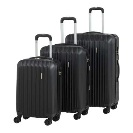 Murtisol 3-Piece Hardside Luggage Set