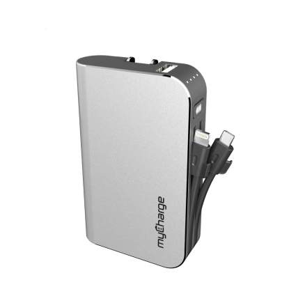 myCharge HubPlus 6700mAh Portable Power Bank