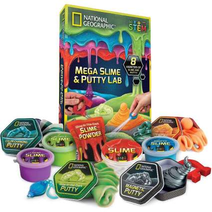 NAT GEO Mega Slime Kit