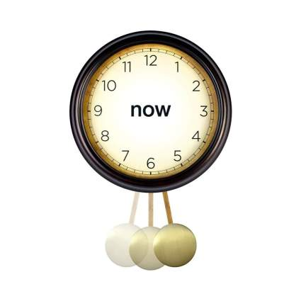 Now Clock: Live in the Present Moment