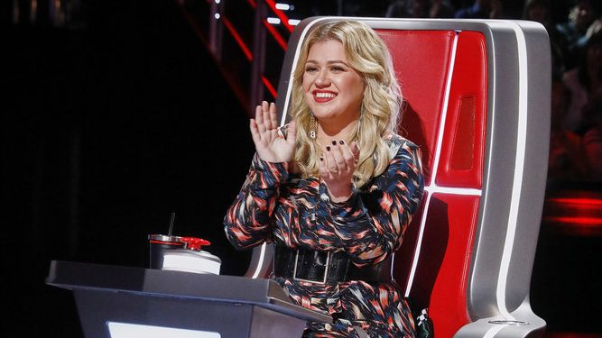 Team Kelly Clarkson The Voice