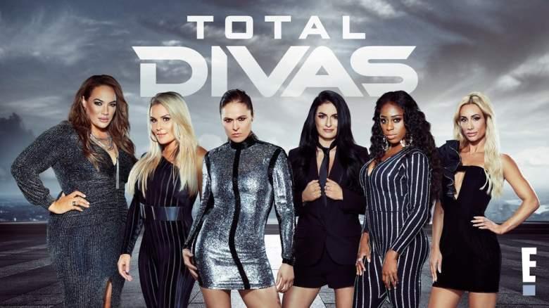 Sonya Deville Total Divas Cast