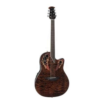 Ovation Celebrity Elite Plus acoustic guitar