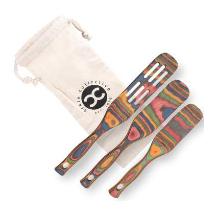 pakkawood kitchen utensils