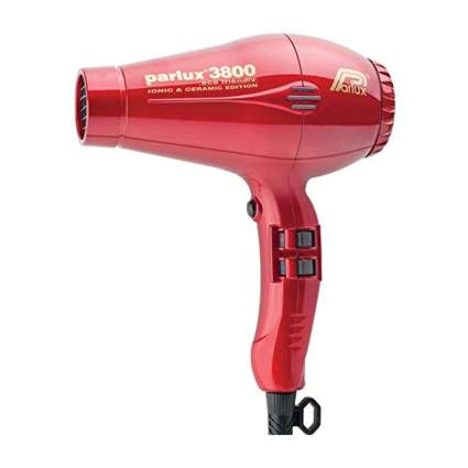 red eco friendly blow dryer