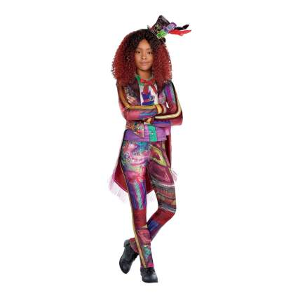 Party City Celia Descendants 3 Deluxe Costume