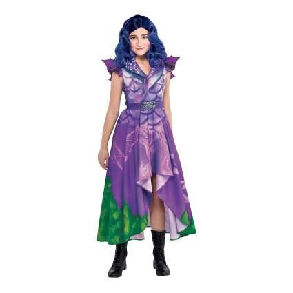 Party City Dragon Mal Descendants 3 Costume